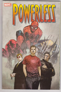 Powerless TPB - Marvel Comics