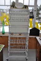 NEW DISPLAY RACK FOR SALE---