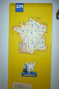 ISO - Michelin Maps - France # 233 & #239