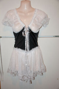 Sexy Maid Lingerie- S/M