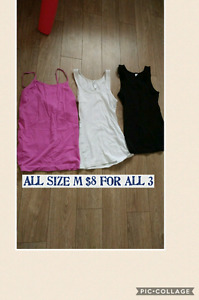 Ladies clothing & shoes