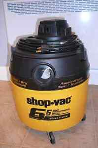 ASPIRATEUR D'ATELIER SHOP-VAC 6.5 GALLONS