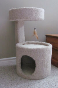 "CAT CONDO - 27"" High & Overall depth 19""  Never used"