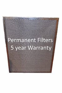 Permanent Furnace Filters