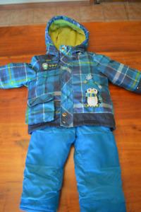 Manteau d'hiver pour garçon 2T, 24 mois