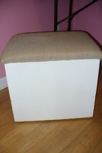 Pallister storage stool