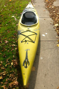 great all around 13ft. kayak reduced price to sell