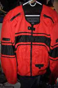Mens Motorcycle Jackets Cambridge Kitchener Area image 1