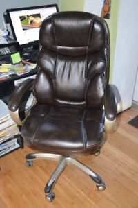New Executive Leather Office Chairs