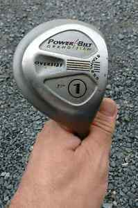 Oversized Driver- great for taking to the  range!