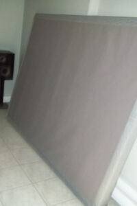 Low Profile Queen Size Boxspring