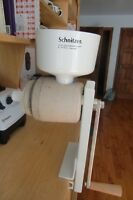 Schnitzer Stone Flour Grinder - Beautiful Condition
