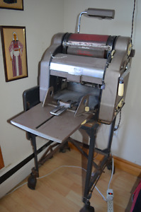 Antique Gestetner printer