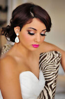 Professional makeup artist for all events wedding , engagement .