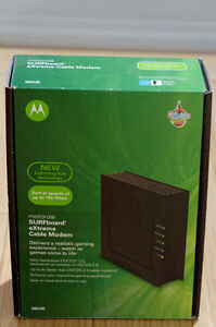 Motorola Surfboard Extreme Cable Modem SB6120 DOCSIS 3.0