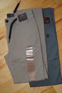 BOYS WEST 49 CHINO PANTS SIZE 11/12