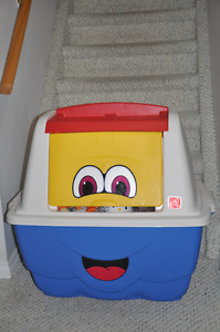Step2  Storage Chest (toys are not included) $30 FIRM