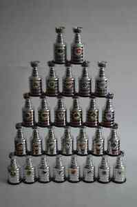 Labatt's Mini Stanley Cup NHL Teams Sports Collectible