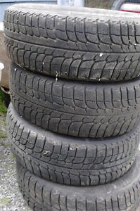 Michelin X-ICE  size 185 70R 14