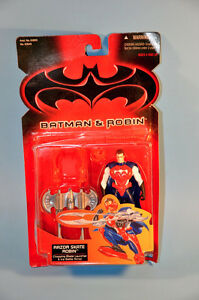 New Vintage 1997 Kenner Batman ROBIN action Figure Toy