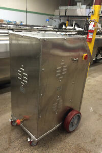 SteamPro Industrial Steam Cleaner, Degrease, Sanitize, Steam