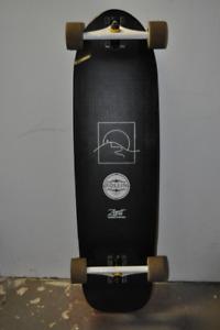 Longboard Zenit Marble 35 Complet