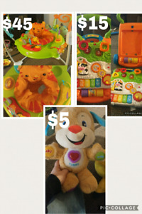 Baby Bouncer and other items