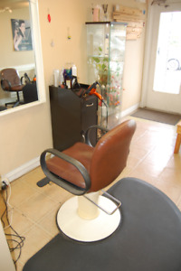 Hair Salon Business and Contents for Sale
