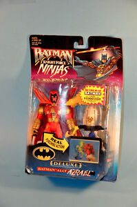 NEW Vintage 1998 Kenner Batman AZRAEL action Figure Toy