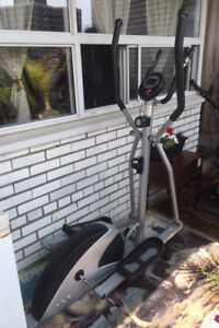 Elliptical! Great exercise machine! Amazing Cardio! See results!