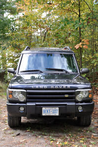 2004 Land Rover Discovery SE SUV, Crossover
