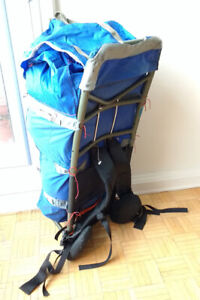 HUGE backpack, 100 lbs+ 200 L+ capacity, super light