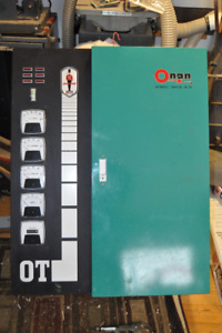 ONAN 100 amp Auto Transfer Switch
