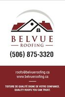 BELVUE Roofing/Roofing done right
