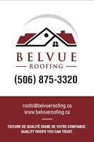 BELVUE Roofing specialises in METAL & ASPHALT roofing