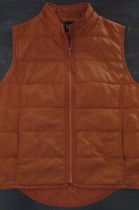 Gap Quilted Vest/Krickets Elite Jacket