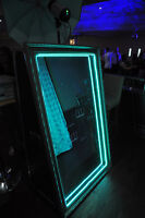 One of a Kind Mirror Photo Booth!