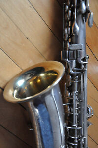 "Superbe saxophone Alto Conn ""New Wonder Series II /Chu Berry"""