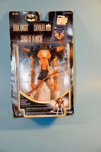 NEW Vintage 1996 Kenner Batman SCARECROW action Figure Toy