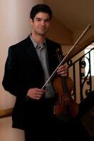 Cours de violon pour les élèves débutants à avancés!