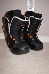 Boys Firefly snowboard boots