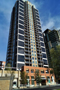 FURNISHED 1 Bedroom Downtown Condo - Amazing view!