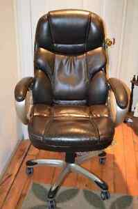 Leather Office Chairs Kitchener / Waterloo Kitchener Area image 1