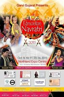 Two Garvi Gujarat Garba 5 days passes for $35