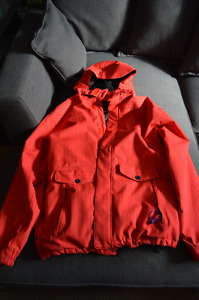 686 Men's Snowboard Shell Jacket fits large