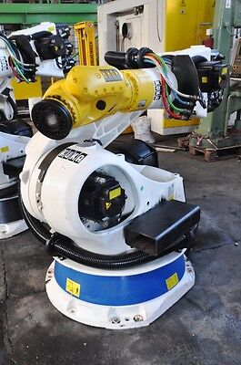 Roboter, nur Arm, 6 achsig, Marke KUKA,  Model KR 150, Baujahr 2002