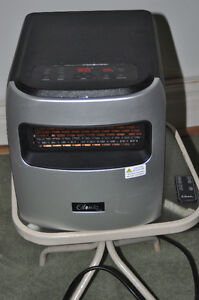 Infared Heater & Air Purifier