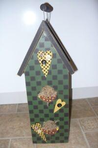 wooden wine gift case
