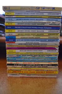 Archie Jughead Betty Veronica Double Digest lot Spy vs Spy