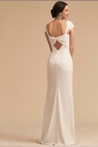 BHLDN Bridesmaid/Wedding Dress Size 10